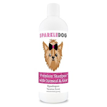 E-Commerce National Dog Day, SparkleDog Shampoo