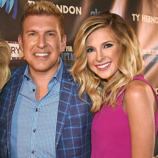 Todd Chrisley's Daughter Lindsie Slams Comments About His Diagnosis