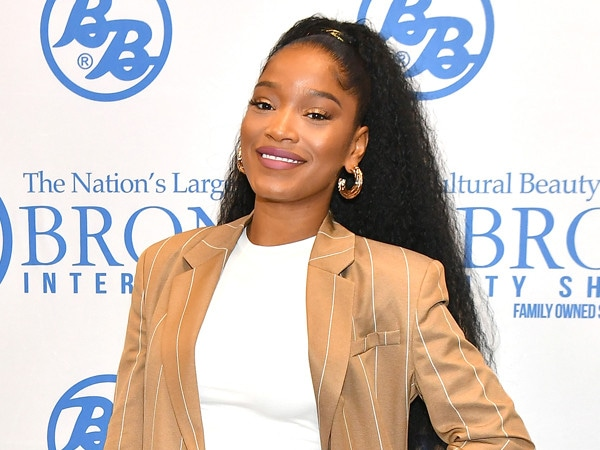 Keke Palmer Is Totally Unrecognizable Going Undercover as a Man