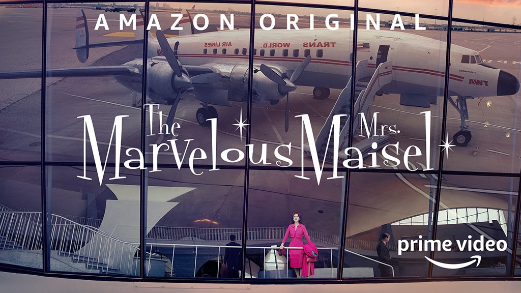 Amazon unveils trailer for third season of 'The Marvelous Mrs. Maisel'