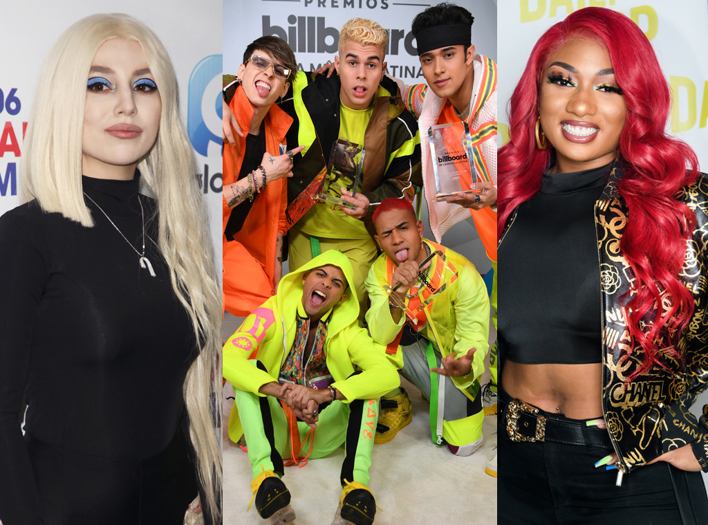 Megan Thee Stallion, CNCO and Ava Max to Perform at 2019 MTV