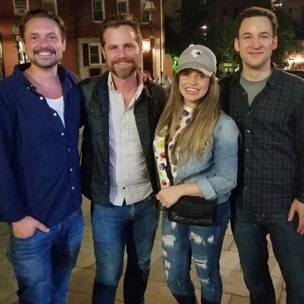 This Boy Meets World Reunion Will Make You Nostalgic for the '90s