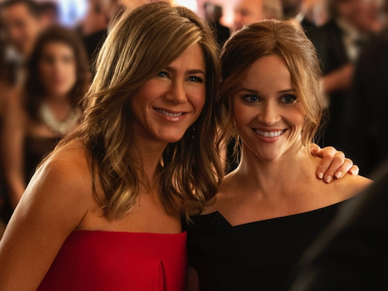 "Why Jennifer Aniston and Reese Witherspoon's TV Reunion Is ""Perfect"""
