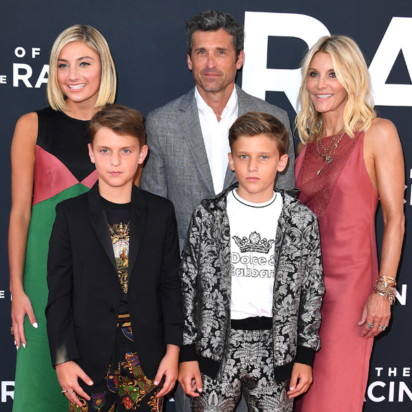 Patrick Dempsey, John Stamos, George Clooney and More TV Doctors Turned Family Men