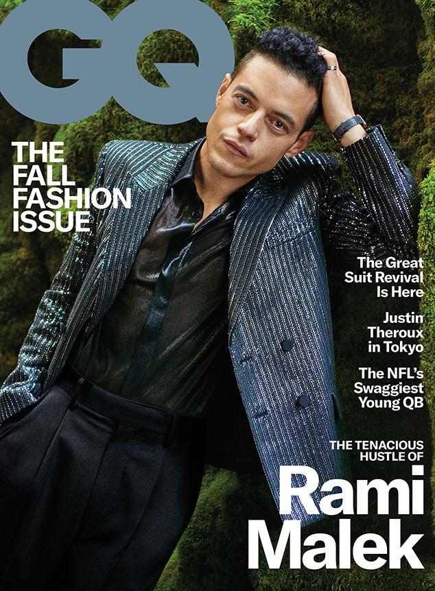Rami Malek, GQ