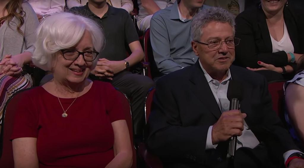Milo Ventimiglia, Parents, Carol Ventimiglia, Peter Ventimiglia, Jimmy Kimmel Live!