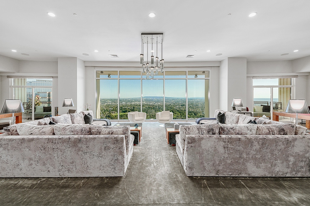 Matthew Perry, Matthew Perry's Los Angeles Penthouse