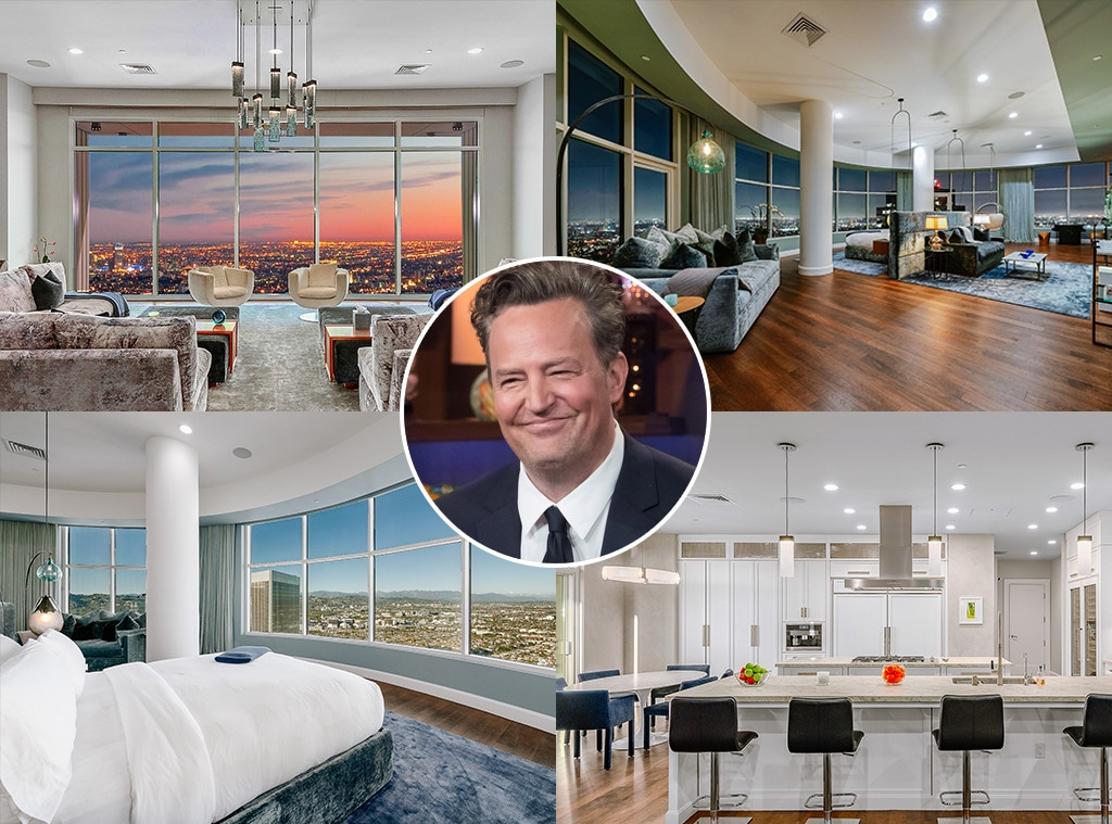 Matthew Perry, Real Estate, Home