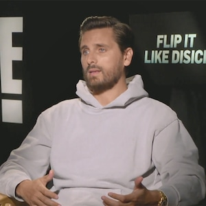 Scott Disick, E! News,