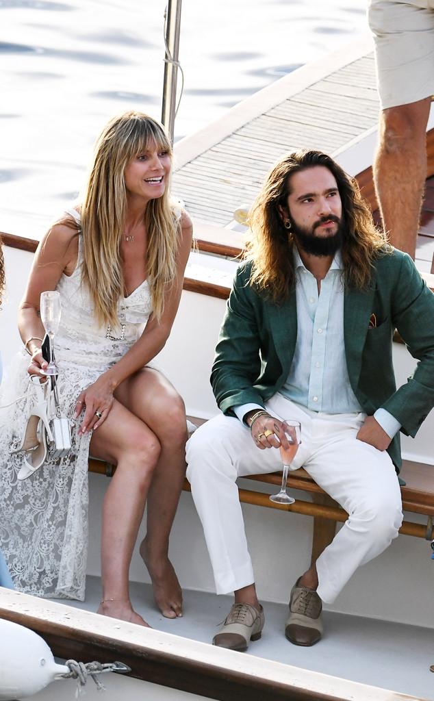 Heidi Klum, Tom Kaulitz