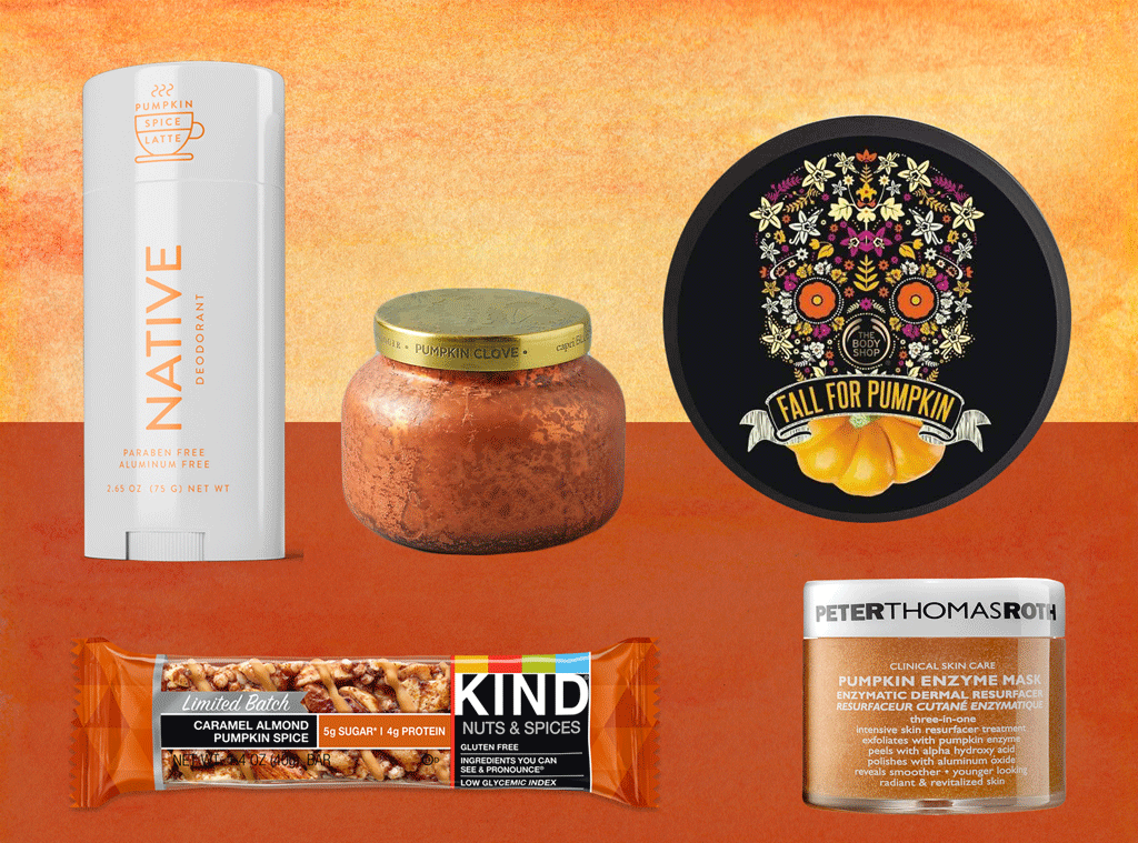 E-Comm: Pumpkin Spice