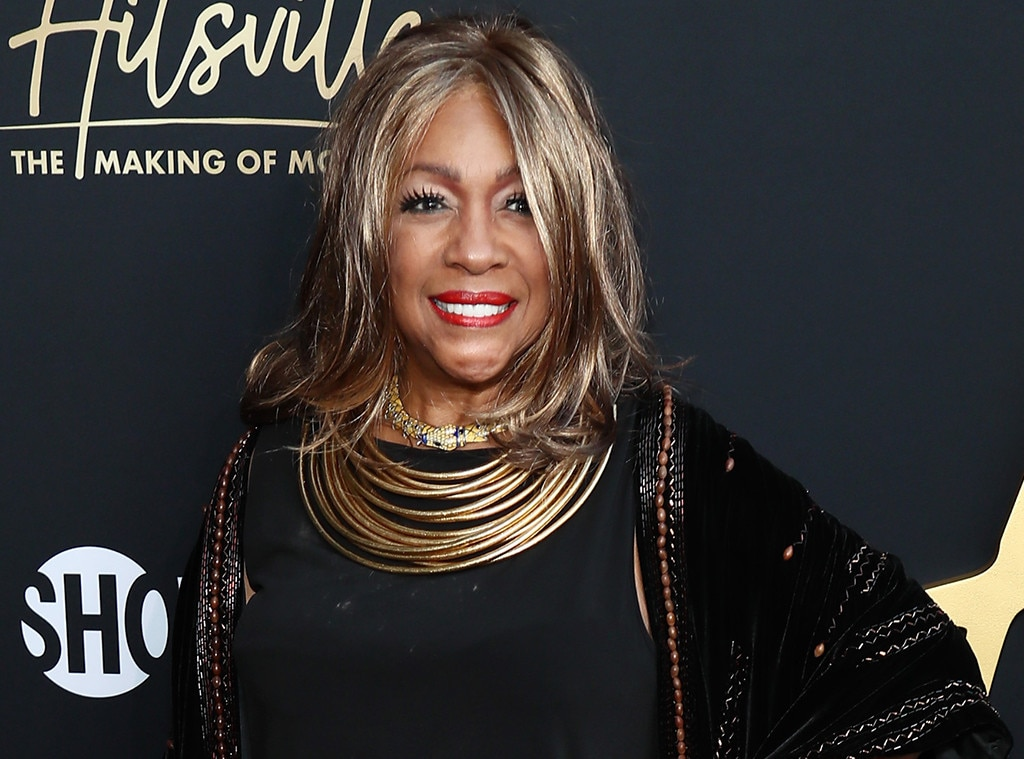 Mary Wilson from Meet the Dancing With the Stars Season 28