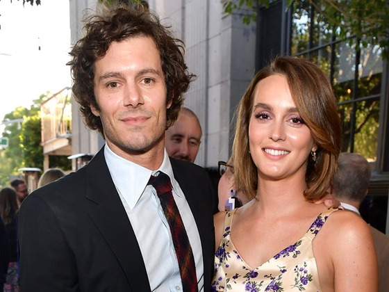 Leighton Meester Is Pregnant! Revisit Her and Adam Brody's Romance