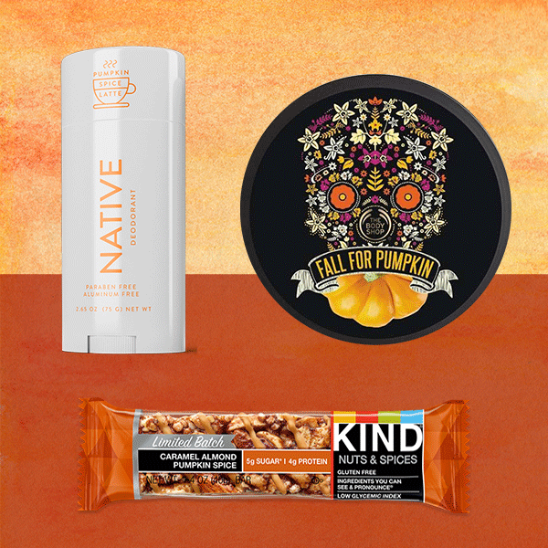 Pumpkin Spice Season Is Here! 14 Products to Fall For
