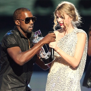 Kanye West, Taylor Swift, 2009 MTV Video Music Awards, VMAs