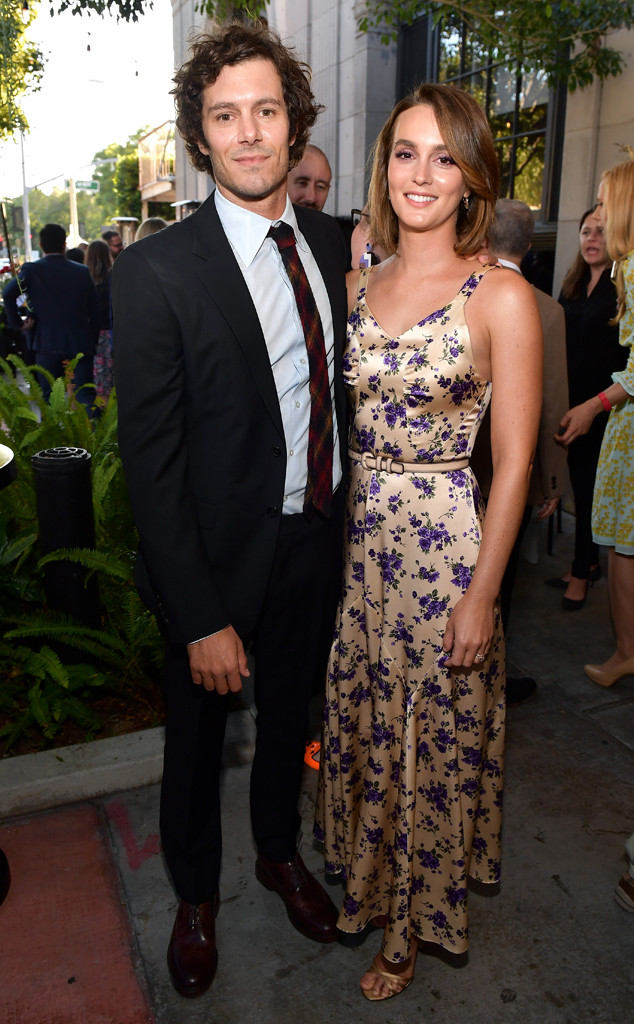 Leighton Meester Is Pregnant, Expecting Baby No. 2 With Adam Brody ...