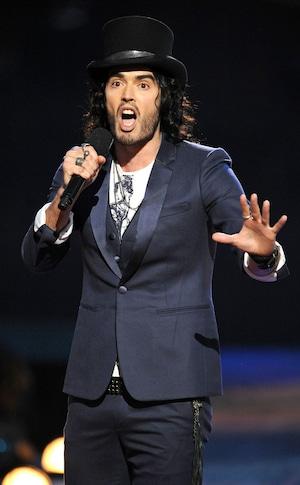 Russell Brand, 2009 MTV Video Music Awards, VMAs
