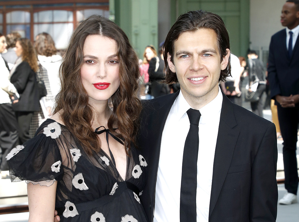Keira Knightley, James Righton