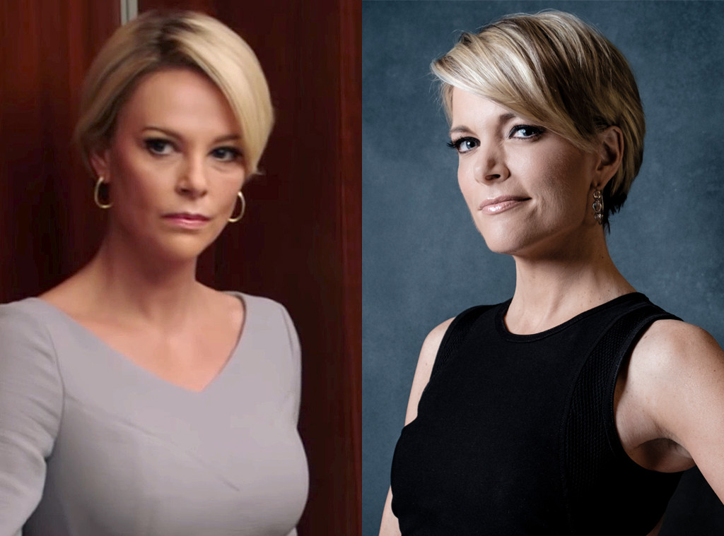 See Charlize Theron Play Megyn Kelly in Bombshell's New ...