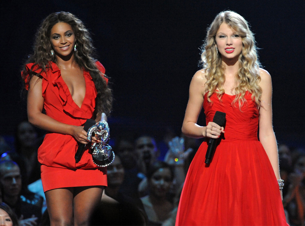 Taylor Swift, Beyonce, 2009 MTV Video Music Awards, VMAs