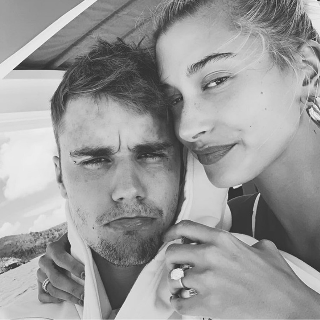 Justin Bieber, Hailey Bieber, Vacation Selfie