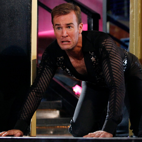 James Van Der Beek's Dancing With the Stars Participation Was Predicted By His Old Show