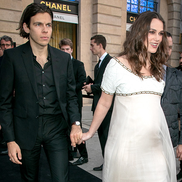 Keira Knightley Reveals She Quietly Gave Birth to Baby No. 2