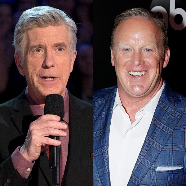 Tom Bergeron Slams Sean Spicer's Casting on Dancing With the Stars