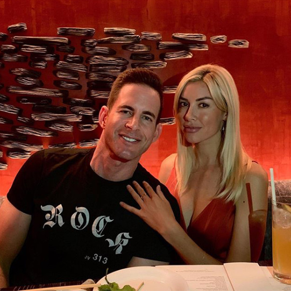 """Tarek El Moussa Is the """"Luckiest Guy"""" During Birthday Celebration With Heather Rae Young"""