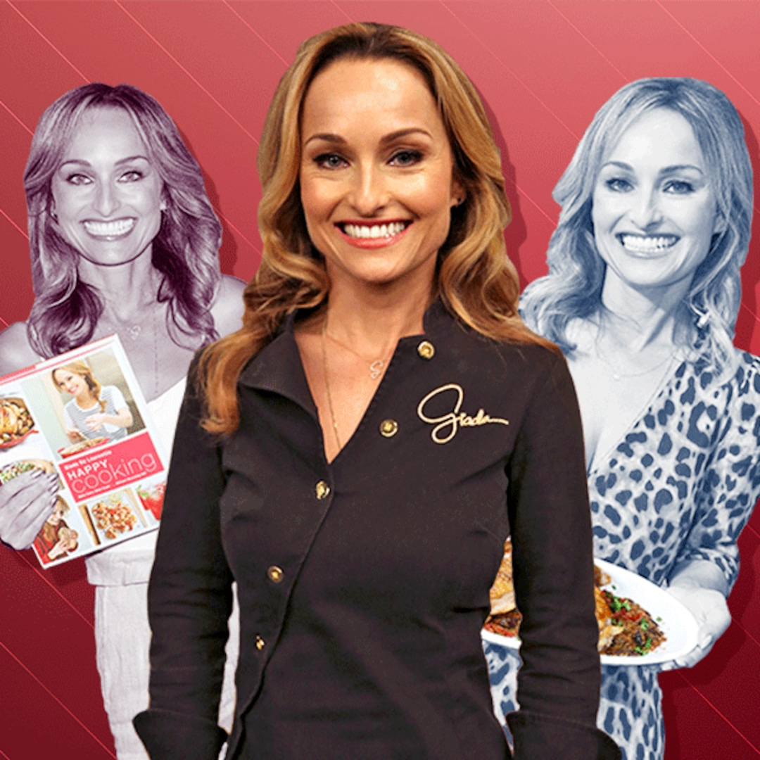 Inside Giada De Laurentiis 30 Million Empire E Online
