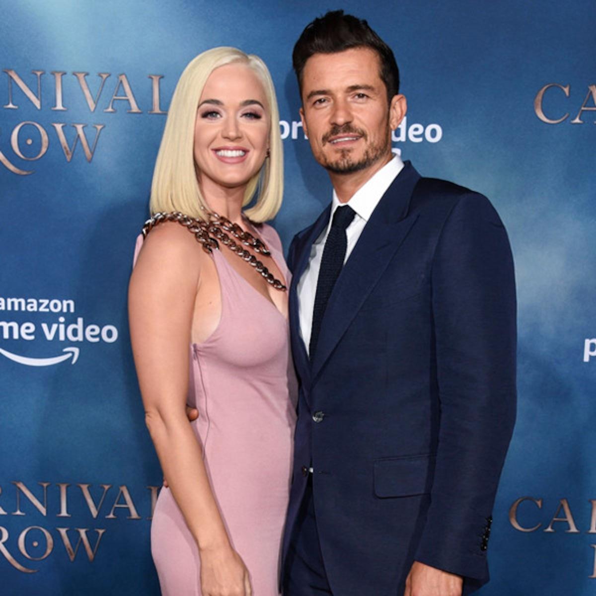 Katy Perry e Orlando Bloom dão boas-vindas à primeira filha - E! Online  Brasil