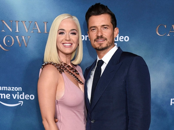"""Orlando Bloom and Katy Perry Are More Than """"OK"""" in Adorable FaceTime Photo"""