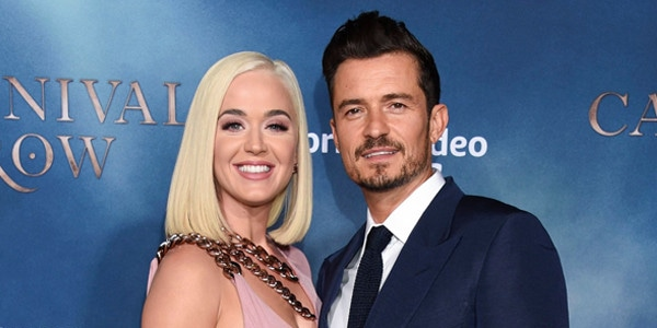 Katy Perry's Tribute to Orlando Bloom Proves Their Love is a Firework