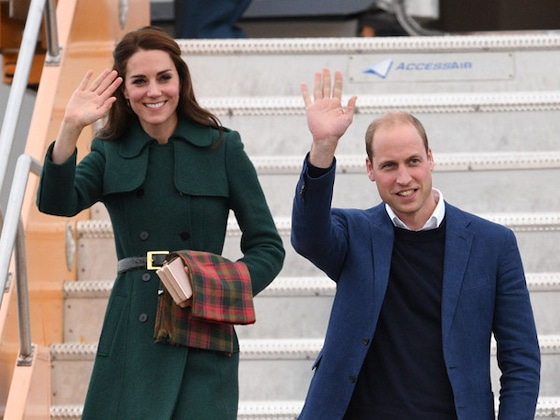 Prince William and Kate Middleton Fly Commercial Amid Prince Harry and Meghan Markle Private Jet Drama