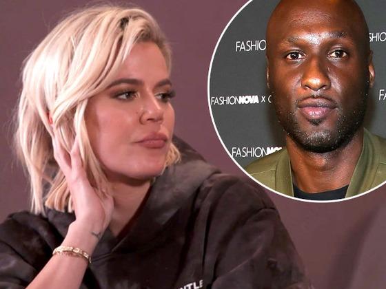 Khloe Kardashian Praises Ex Lamar Odom for Sharing the Depths of His Addiction