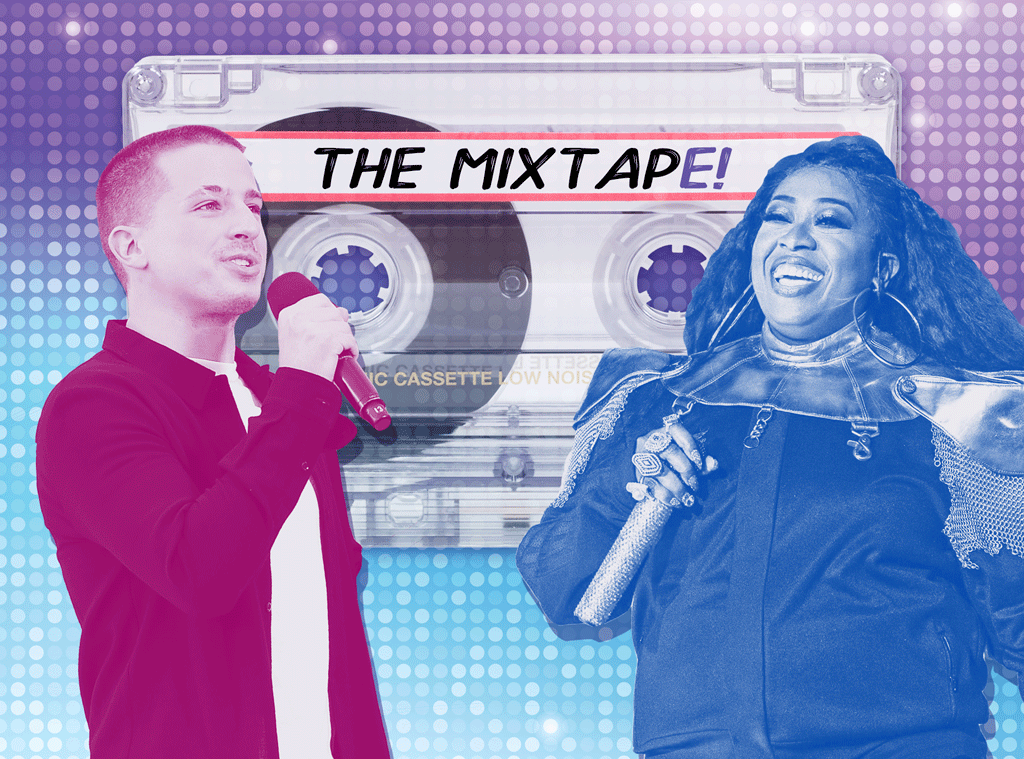 The MixtapE!, Charlie Puth, Missy Elliott