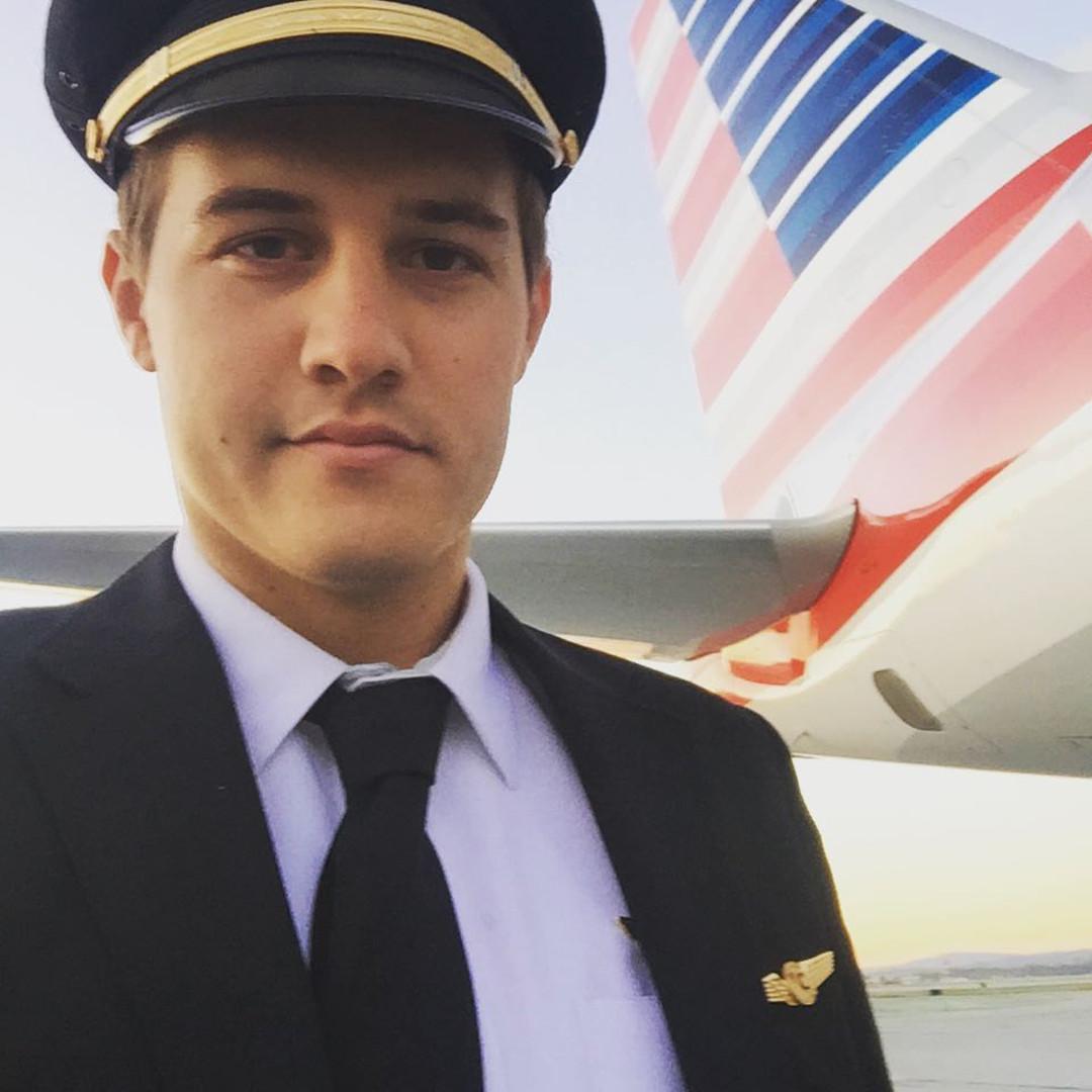 Peter Weber, Pilot Pete, Instagram