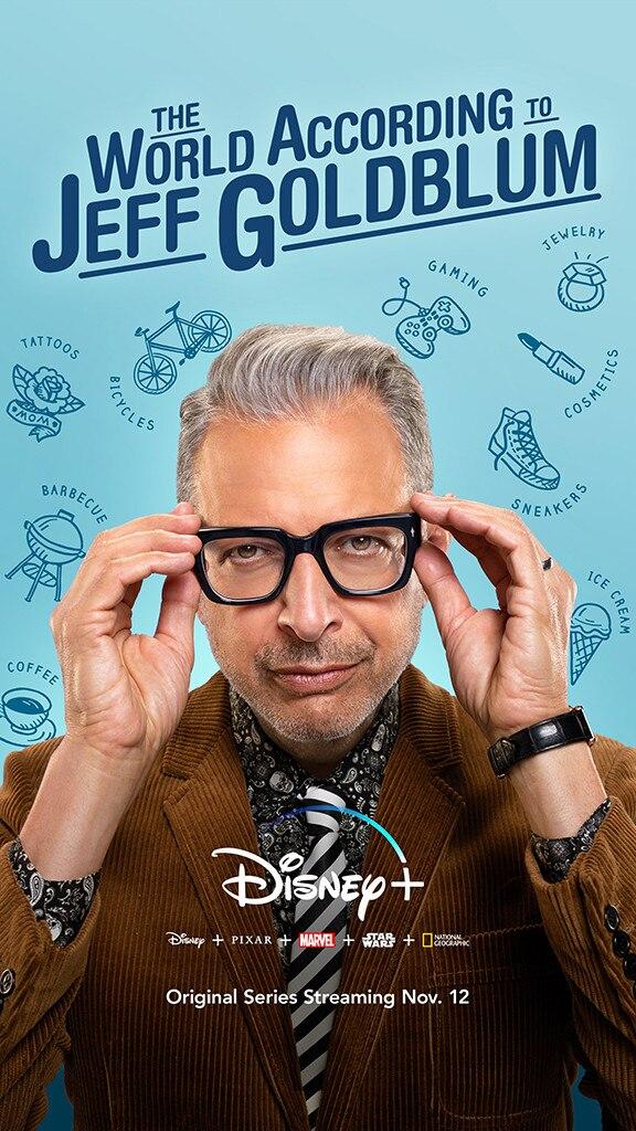 The World According to Jeff Goldblum, Disney+