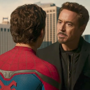 Spiderman, iron man