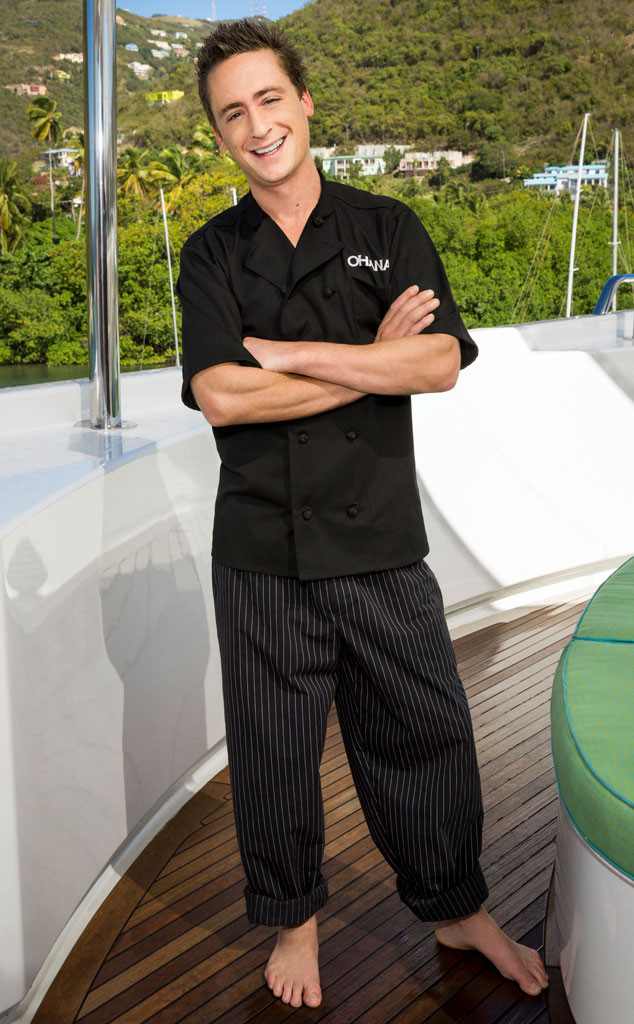 Ben Robinson, Chef Ben, Below Deck Mediterranean