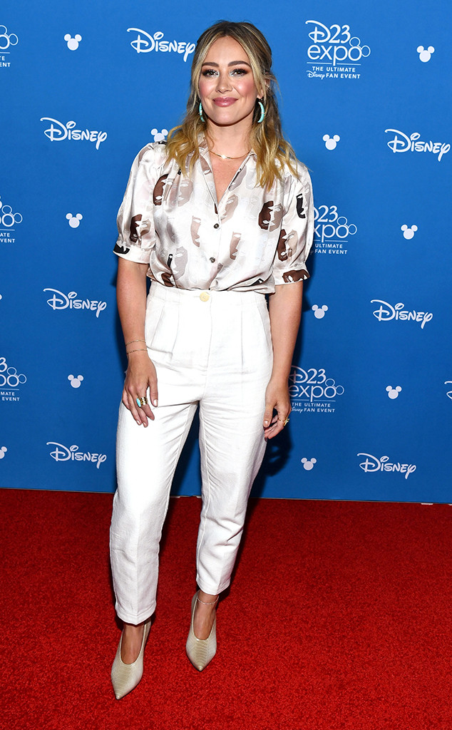 Hilary Duff, D23 Expo 2019