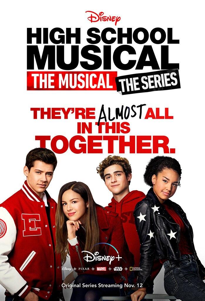 High School Musical: The Musical: The Series, Disney+