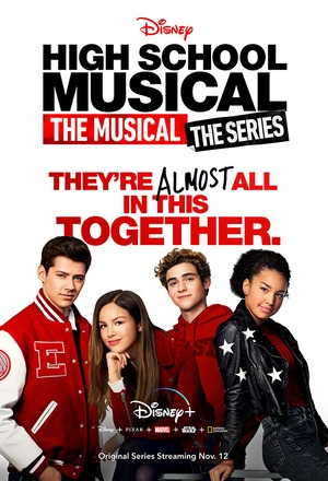 High School Musical: The Musical: The Series, Disney+