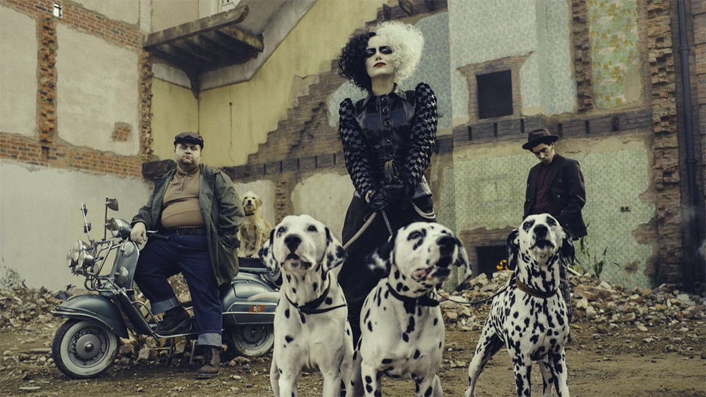 First look at Emma Stone in Disney's live-action Cruella drops