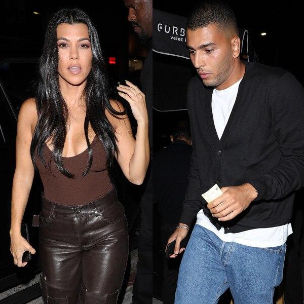 Kourtney Kardashian, Younes Benjima