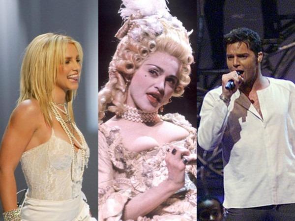 Las 10 veces que los <i>MTV Video Music Awards</i> se pusieron más gays