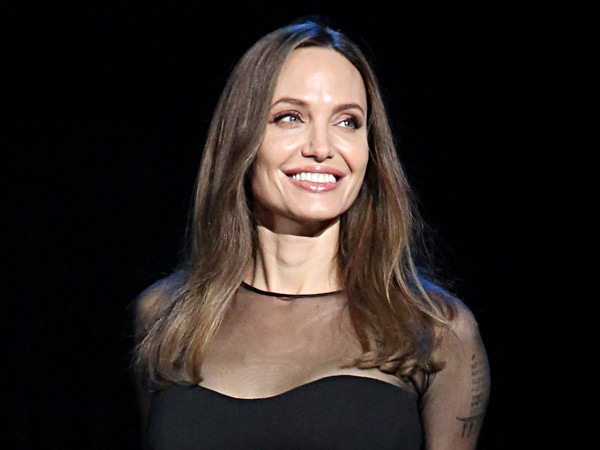Angelina Jolie Says She's Pushing Herself After Not Feeling ''Strong'' the Last Few Years
