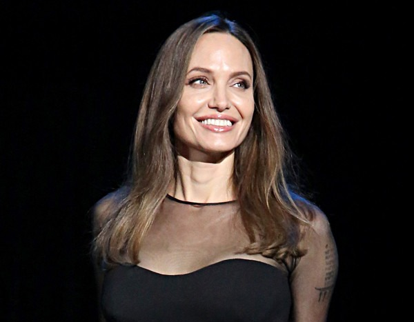 Angelina Jolie Is Pushing Herself After Not Feeling ''Very Strong'' - E! Online