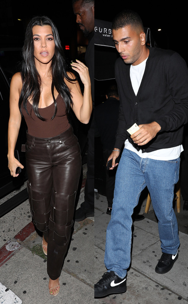 Kourtney Kardashian, Younes Benjima