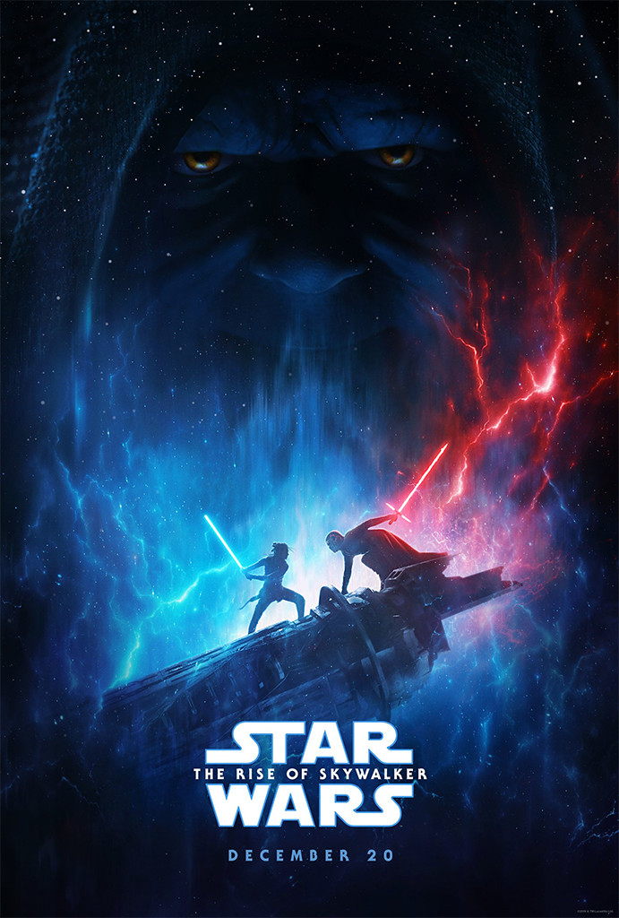 Star Wars: The Rise of Skywalker, Poster